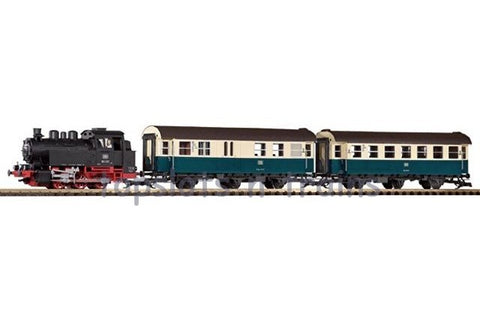 Piko 37110 G Scale BR 80 Passenger Train Starter Set