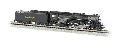 Bachmann 50951 N Nickel Plate 2-8-4 Berkshire Tender w/Sound & DCC #765