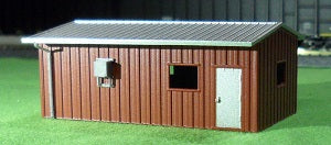 Deluxe Innovations 238-336 N Scale Armco Guardhouse