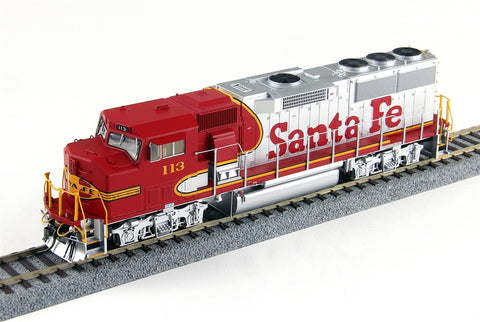 Fox Valley Models 20104 HO ATSF GP60M #152