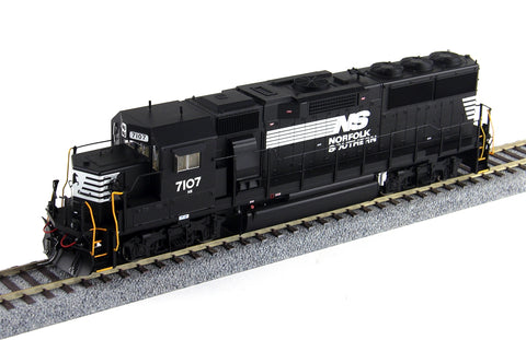 Fox Valley Models 20501 HO Norfolk Southern GP60 Diesel Loco Standard DC #7107