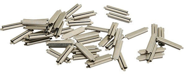 Micro Engineering 26-083 HO Code 83 Nickel Silver Rail Joiners (Pack of 50)