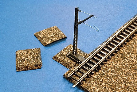 Itty Bitty Lines 1010 Z Catenary Cork Mast Pads (Pack of 10)