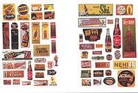 JL Innovative Design 606 N 1940s-50s Uncommon/Unusual Softdrink Signs/Posters