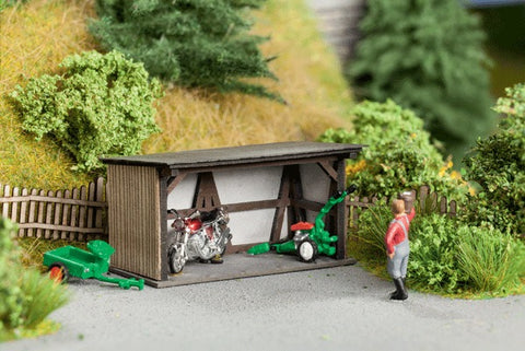 Noch 14351 HO Small Shelter Kit