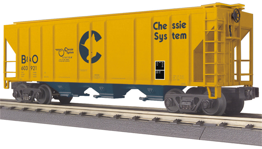 MTH 30-75486 O Chessie PS-2 Cvd.Hopper
