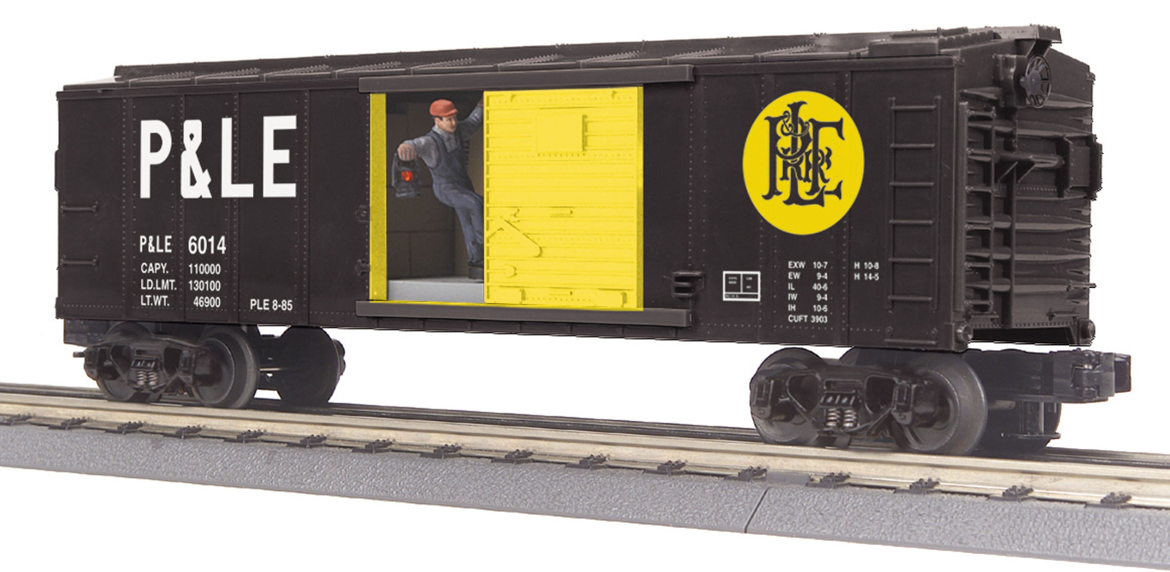N SCALE BLUFORD SHOPS 86590 86/' DBL DR AUTO PARTS CANADIAN PACIFIC NEW