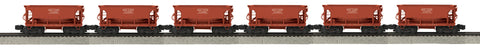 MTH 35-70013 S Scale SOO Line Ore Car Set (6)