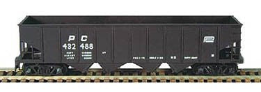 Bowser 40788 HO Penn Central H21a 4-Bay Hopper #432366