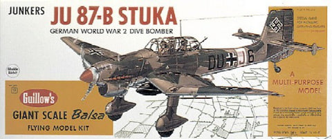 Guillows 1002 1:16 Junkers JU-87B Stuka