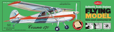 Guillows 302 1:18 Cessna 170