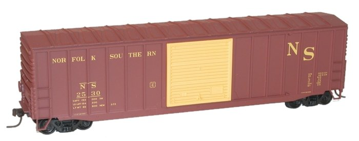 Accurail 5654 50' Steel Boxcar NS