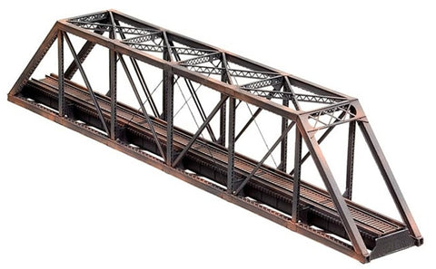 Central Valley Models 1810 N 150 Feet Pratt Truss Bridge Kit