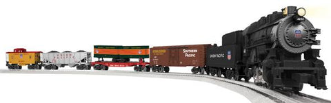 Lionel 6-81262 Union Pacific Freight LionChief Freight Train Set with Remote EX