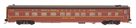 InterMountain 6800 4-4-2 Sleeper PRR