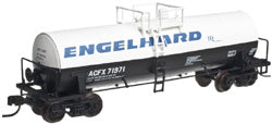 Atlas 50001953 N Engelhard Kaolin Tank Car #71990