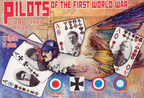 Orion DDS72003 1:72 Pilots of the First World War (48)