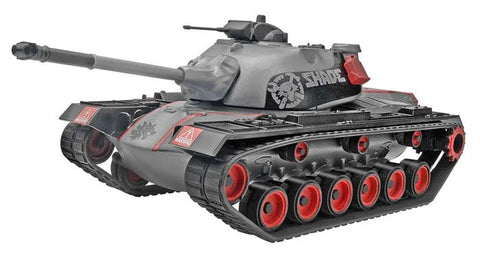 Revell 85-1756 1:48 Combat Cruisers: Shade Patton Tank (Snap)