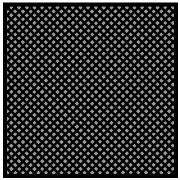 Scale Motorsport 1412 1:12 Composite Carbon Fiber Plain Weave Black on Pewter
