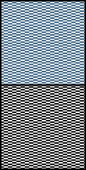 Scale Motorsport 1960 1:24 Composite Fiber Checkerboard Ice Blue, Clear, & Black