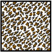 Scale Motorsport 1974 1:24 Composite Fiber Decal Leopard Pattern (1970's)