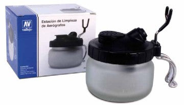Vallejo Paint 26005 Airbrush Cleaning Pot