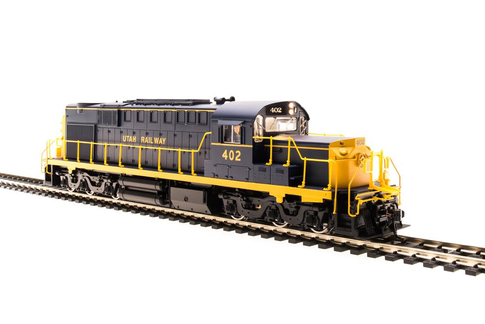 Broadway Limited 2994 HO Utah Railway Alco RSD15 Low Nose Paragon2™ #402