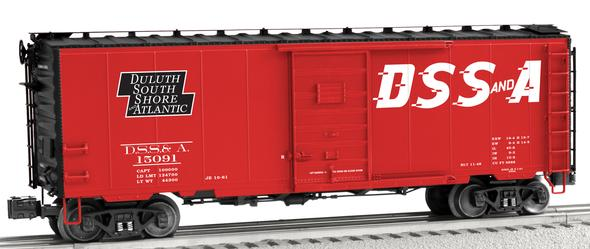 Lionel 6-82150 O Duluth South Shore and Atlantic PS-1 Boxcar