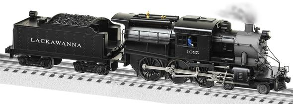 Lionel 6-82415 O Delaware Lackawanna and Western LionChief Plus Camelback
