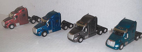 Trucks N' Stuff 734-SP3008 Pete 587 Tctr 4-Pack #4