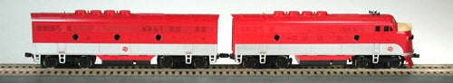 Bowser 3606 HO Missouri-Kansas-Texas EMD F3B Phase 2 Early w/LokSound & DCC
