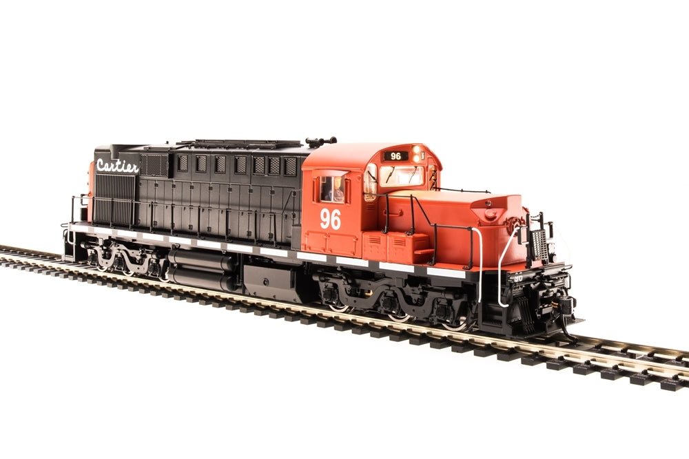 Broadway Limited 2990 HO Quebec Cartier Mining Alco RSD15 Low Nose #95