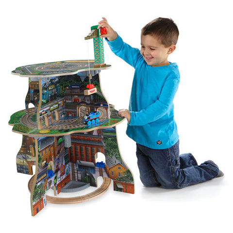 Fisher Price BDG69 Thomas & Friends Up & Around Sodor Adventure Tower
