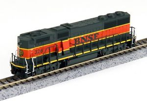 Fox Valley Models 20155 HO Burlington Northern Santa Fe GP60B Diesel Loco #326