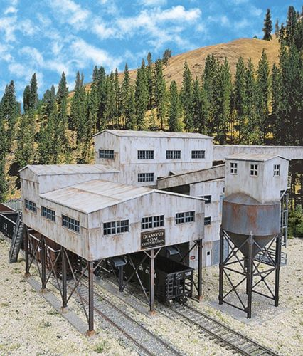 Walthers 933-4046 HO Diamond Coal Corporation Building Kit