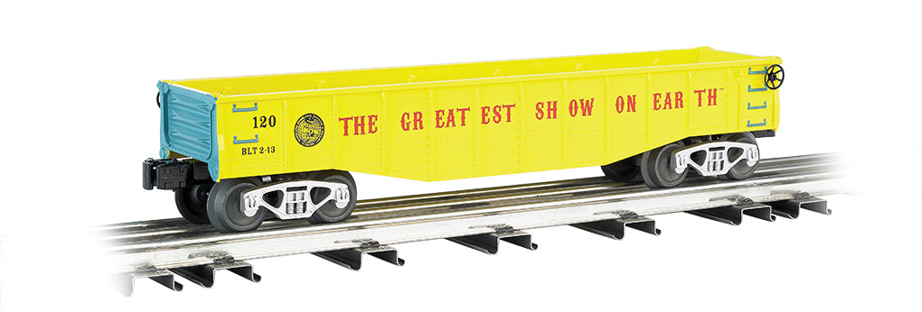 Williams 47212 O Ringling Bros. And Barnum & Bailey™ 40' Gondola #120