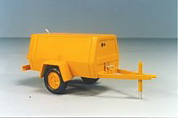 Berkshire Valley 249 O Scale Air Compressor Trailer