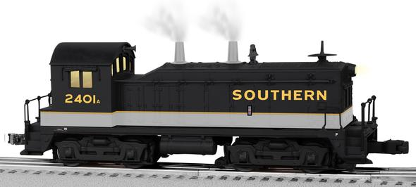 Lionel 6-82166 O Southern LionChief Plus NW2  Diesel Locomotive #2401A