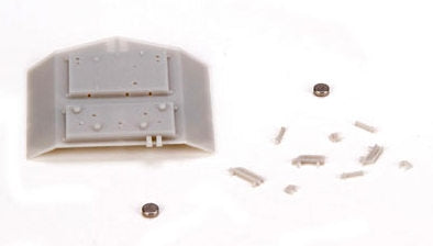 Athearn G68899 HO SD70ACe Cab Roof Set (UP/NS PTC Antenna Array)