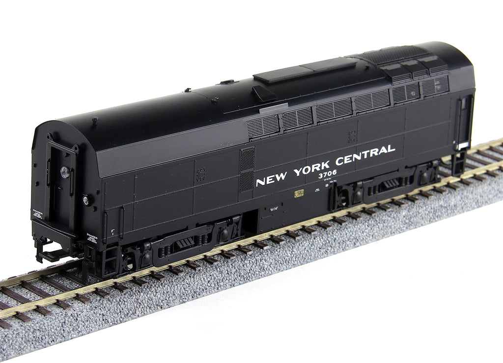 Broadway Limited 4066 HO New York Central Baldwin Sharknose RF-16B #3705