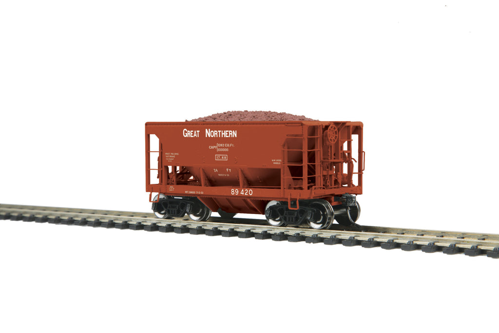MTH 80-97036 HO Great Northern 70-Ton Ore Car #89420