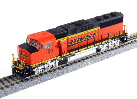 Fox Valley Models 20107-S HO Burlington Northern Santa Fe GP60M Diesel Loco #130