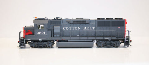 Fox Valley Models 20301-S HO Cotton Belt SSW EMD GP60 Diesel Loco #9621
