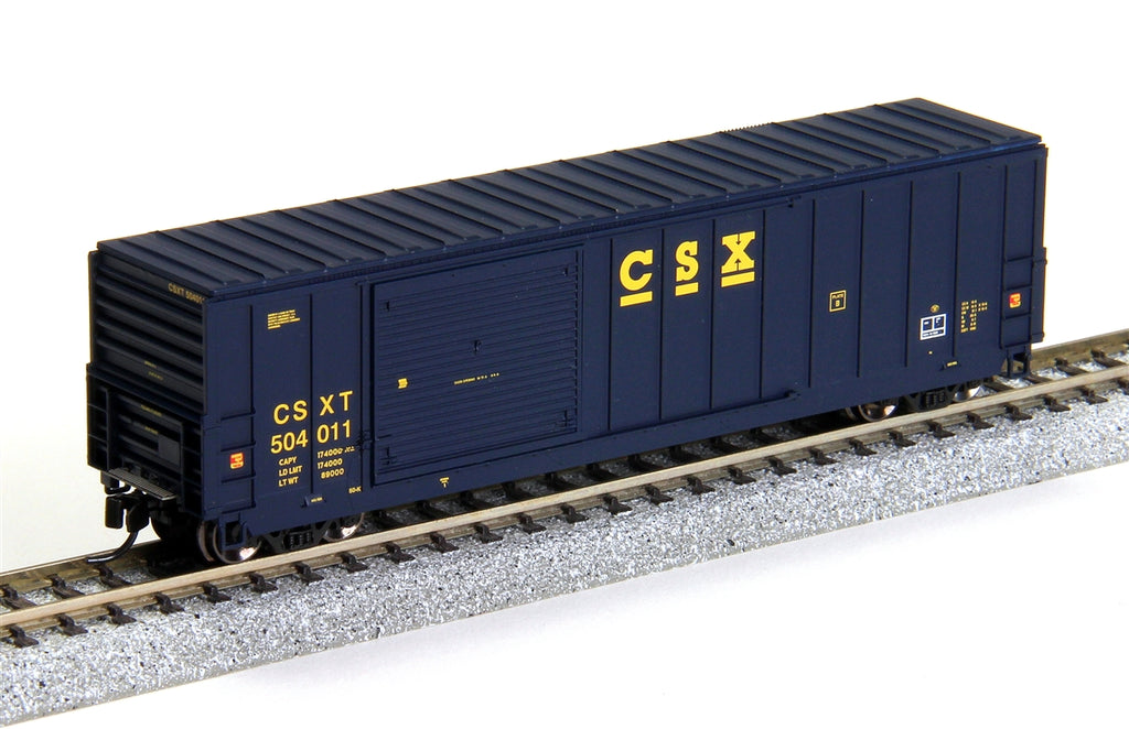 Fox Valley Models 81911 N CSX 50' Canstock Boxcar - Ready to Run #504045