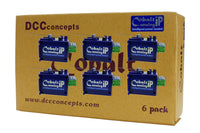 DCC Concepts CB6IP COBALT ip Analog Turnout Motors (Pack of 6)