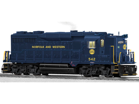 Lionel 6-82137 O Norfolk & Western EMD GP30 High Nose Legacy Diesel Locomotive #542