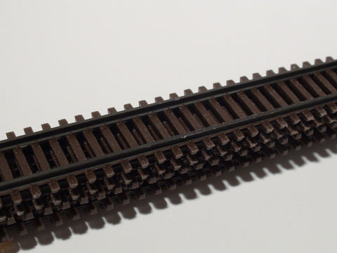 "Micro Engineering 12-122 N Code 70 36"" Weathered Flex-Track"