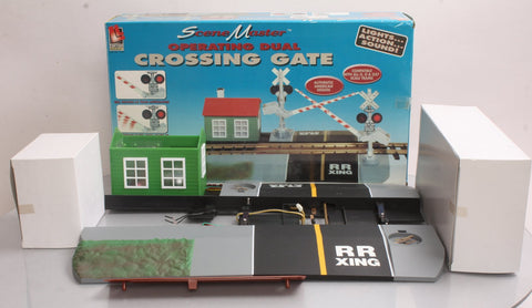 Life Like 1808 G Operating Crossing Gate Set