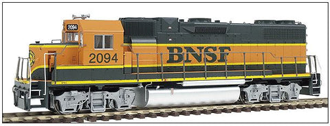 Life Like 30756 HO Burlington Northern Santa Fe  EMD GP38-2 #2094