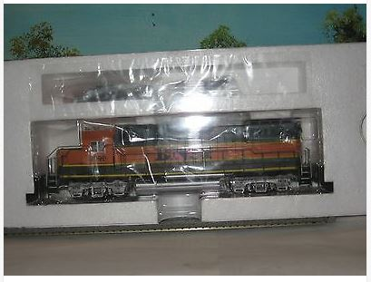 Life Like 30757 HO Burlington Northern Santa Fe  EMD GP38-2 #2099
